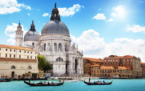 VENICE and THE VENETIAN LAGOON