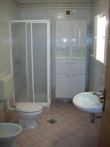 Gregorič - kopalnica