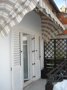 izhod na teraso