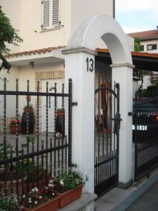 vhod v hišo